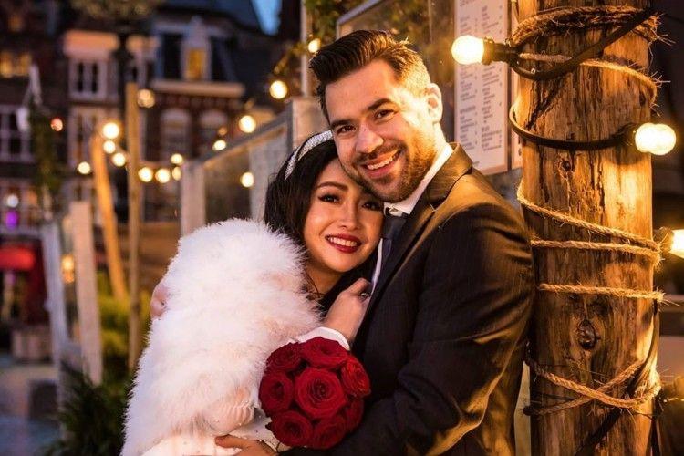 Lepas Lajang di Usia 40, Ini 5 Fakta Pernikahan Chef Marinka