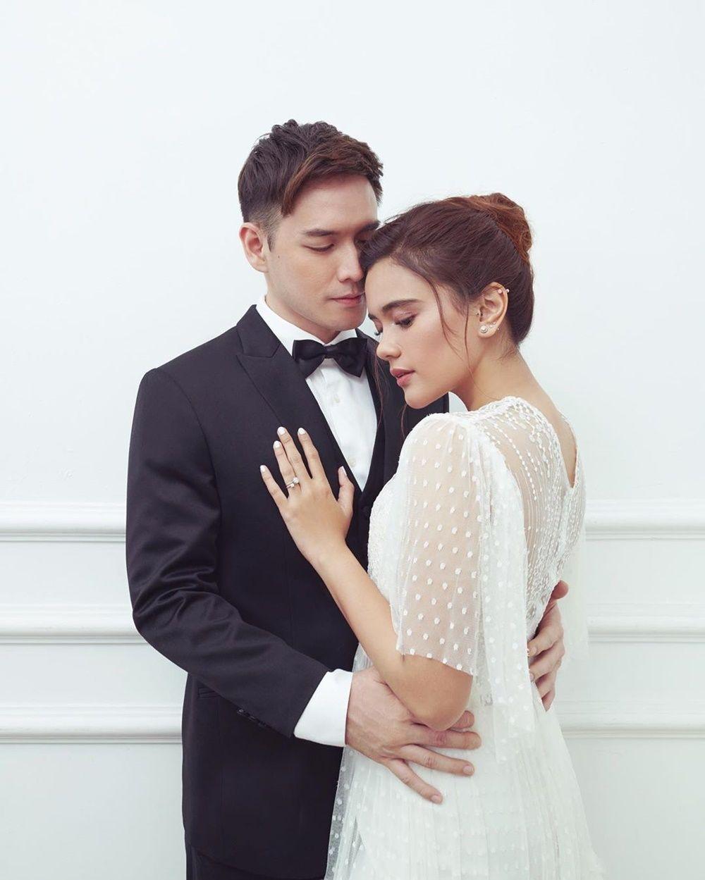 Disinggung Soal Agama, 9 Fakta Pernikahan Audi Marissa & Anthony Xie