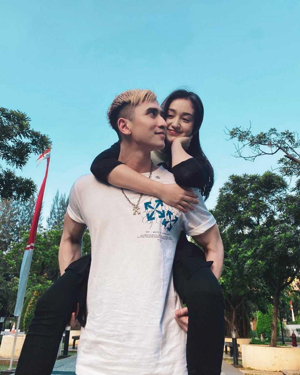 10 Adu Romantis Verrell Bramasta dengan Febby Rastanty vs Ranty Maria