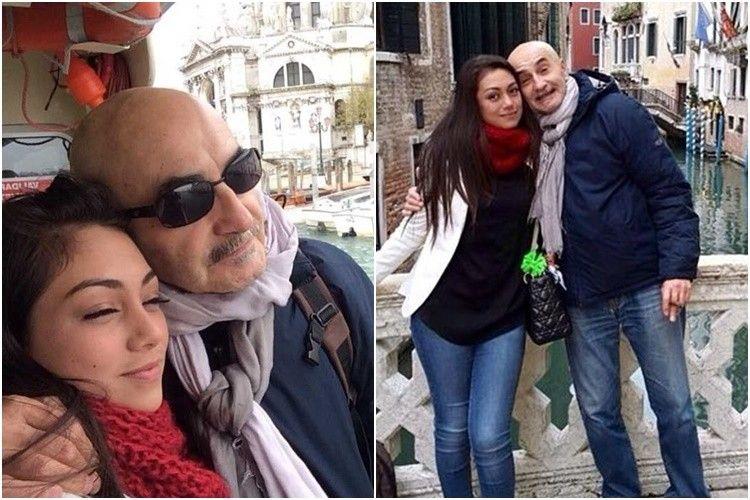 9 Potret Hangat Celine Evangelista & Papa Bulenya yang Jarang Disorot
