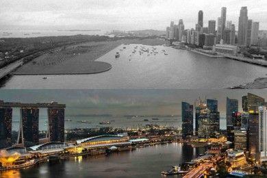 Jauh Berbeda, Begini 10 Perbandingan Kota Dunia Dulu Sekarang