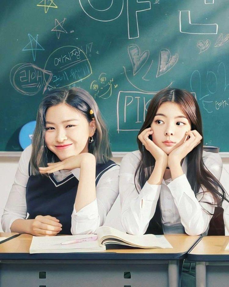 Friendship Goals! 7 Potret Manis Persahabatan Member Girl Group KPop