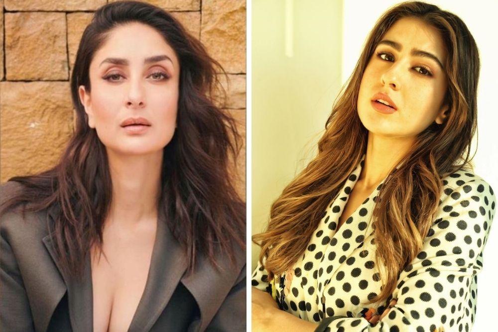 Adu RiasanKareena Kapoor vs Sara Ali Khan, Kompak Nggak ya?