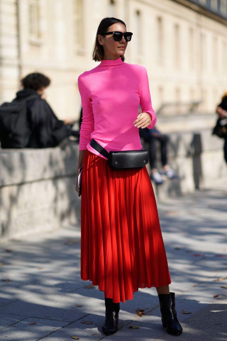Tips Pede Memakai Warna Merah Buat Kamu yang Nggak Suka Merah