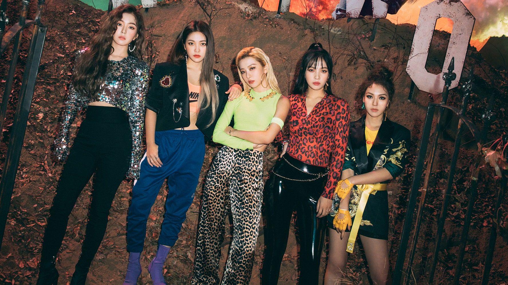 Ini Dia Dereten Girlband Korea Selatan Paling Modis Diakui Dunia