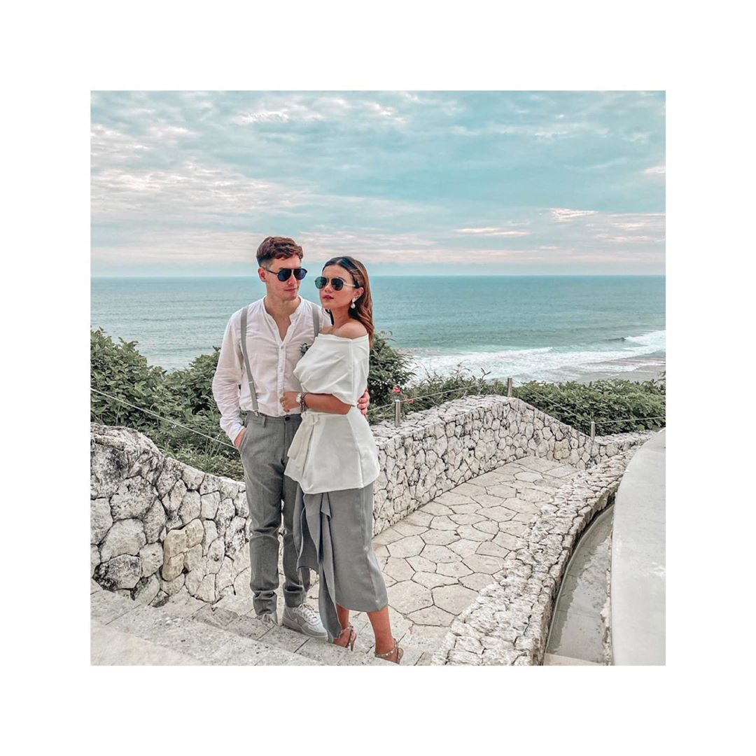 Gaya Mesra Audi Marissa dan Anthony Xie Sebelum Menikah