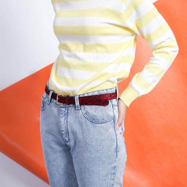 #PopbelaOOTD: Rekomendasi Ikat Pinggang Kece dari Brand Lokal