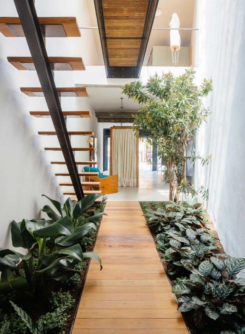 9 Desain Taman di Dalam Rumah yang Bakal Bikin Makin Betah