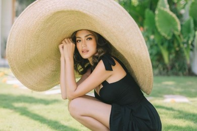 10 Momen Chill Jessica Iskandar Setelah Jadi Warga Baru Bali