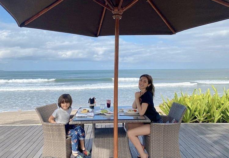 10 Momen Chill Jessica Iskandar Setelah Jadi Warga Baru di Bali