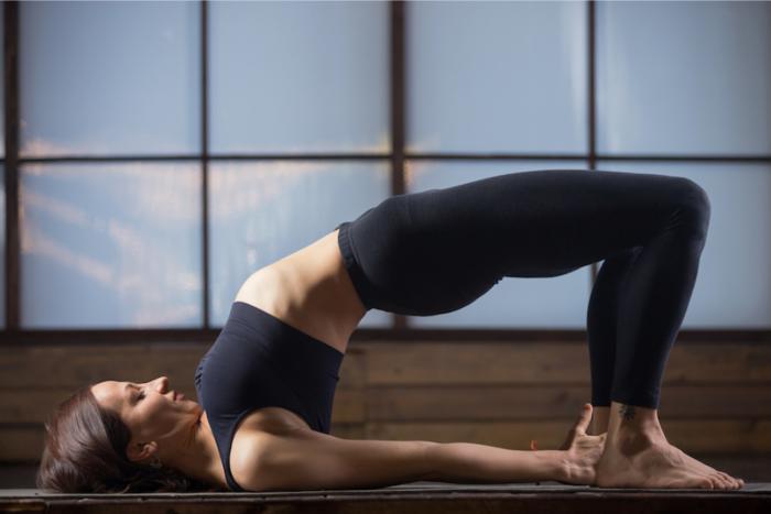 Biar Tubuh Lebih Rileks, Lakukan Gerakan Yoga Ini di Pagi Hari Yuk!