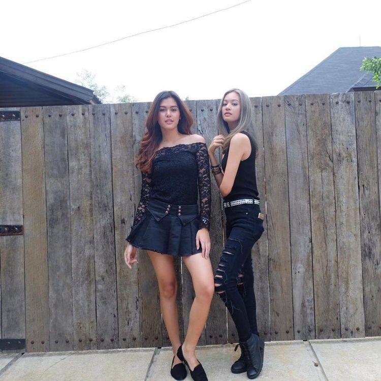 Sahabat Sejak Lama, 9 Potret Kompak Faradilla Yoshi & Tamara Rebecca