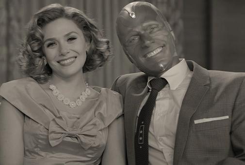 Tayang di Disney Plus, Marvel Rilis Trailer WANDAVISION di Emmy Awards