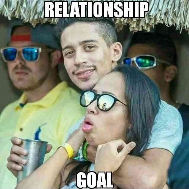 Kocak! 10 Meme Seputar Relationship Goals Dijamin Bikin Kamu Ngakak