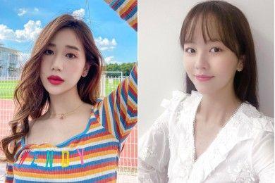 Seumuran, Begini Adu Riasan 7 Aktris Thailand Korea Selatan