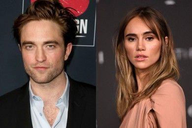 Sembuh Corona, Robert Pattinson & Suki Waterhouse Ciuman Depan Umum