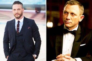 Benarkah Rumor Tom Hardy Bakal Jadi James Bond Berikutnya