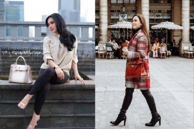 Adu Mahal Tas Branded Milik Seleb Indonesia