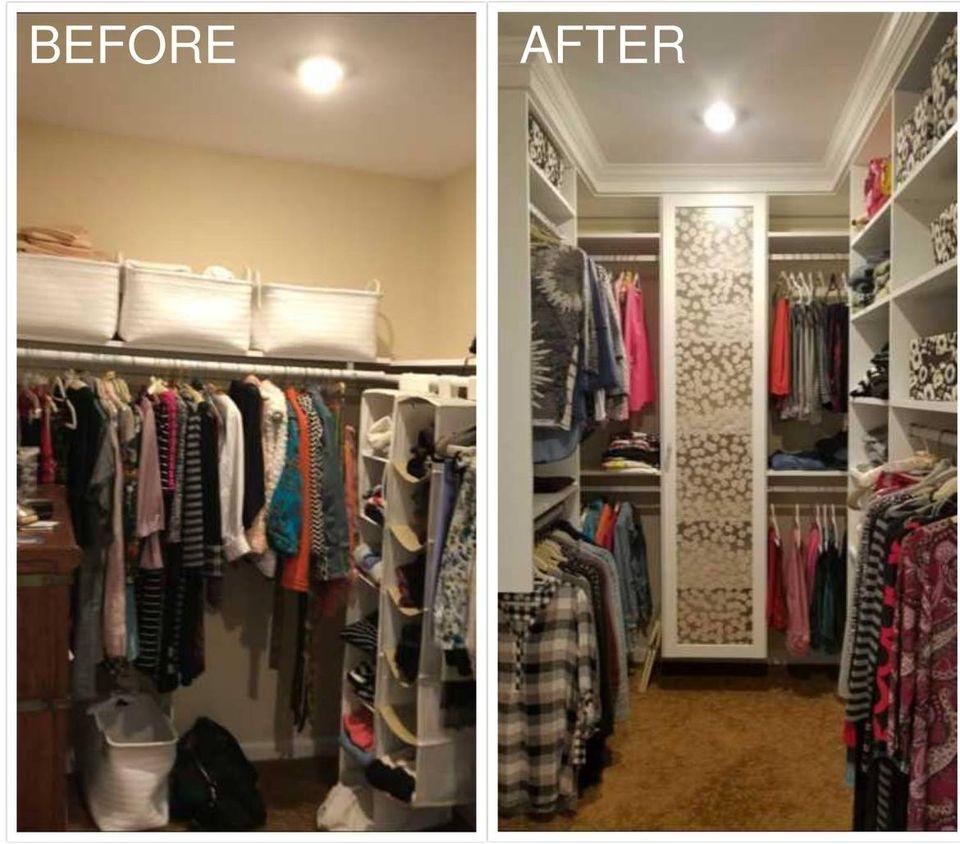 Before & After: 7 Desain Walk-in Closet Sebagai Pengganti Lemari
