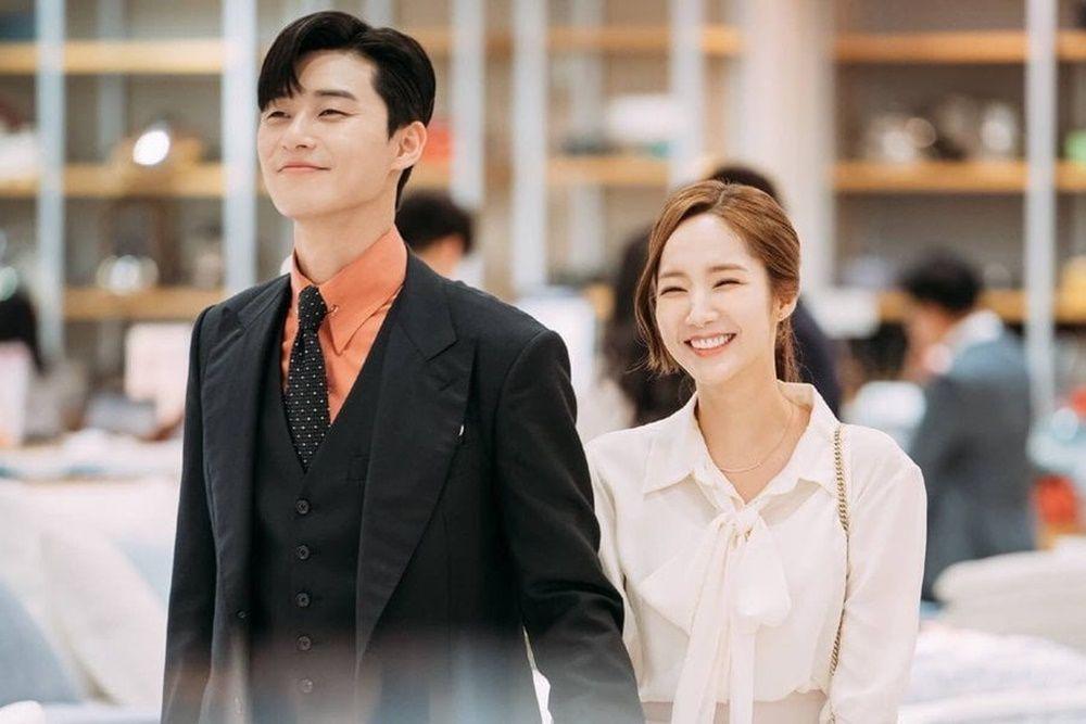 Park Seo Joon dan Park Min Young Disebut Pacaran, Ini Kata Agensi