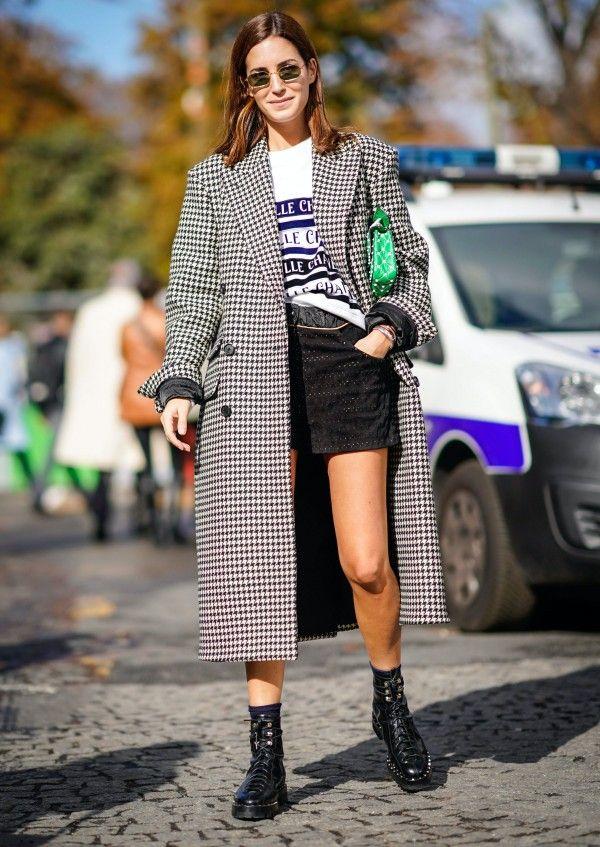 Tips Fashion untuk Mengenakan Rok Pendek Anti Dingin