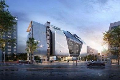 Telah Dihuni, 5 Penampakan Gedung YG Entertainment Ini Super Mewah