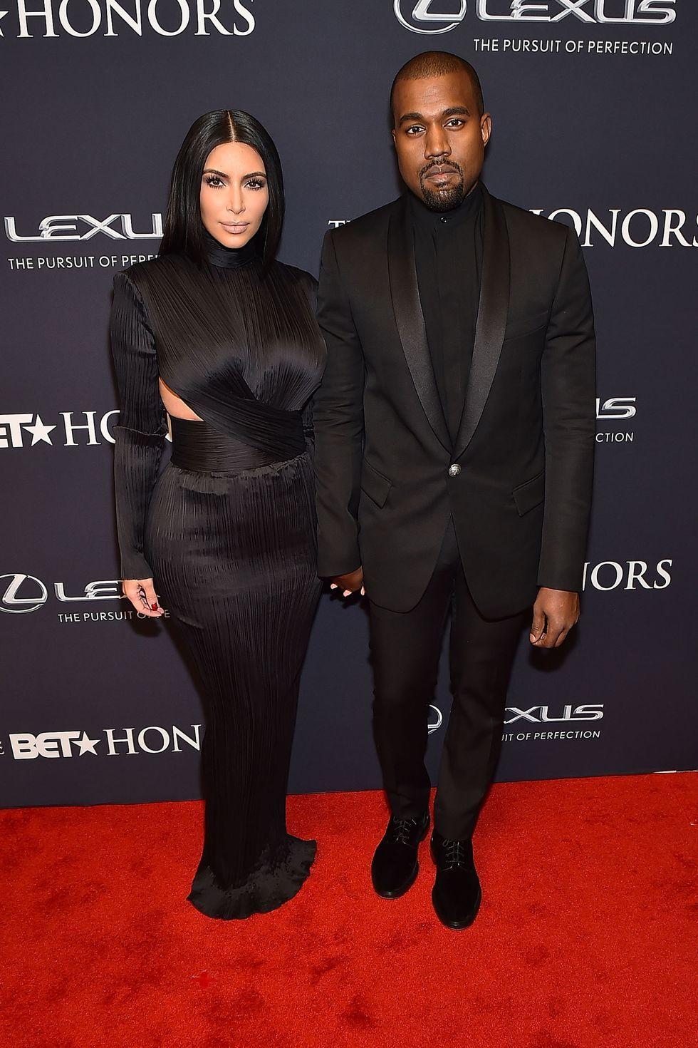 Bukti Kim Kardashian dan Kanye West Punya Gaya yang Kompak Banget