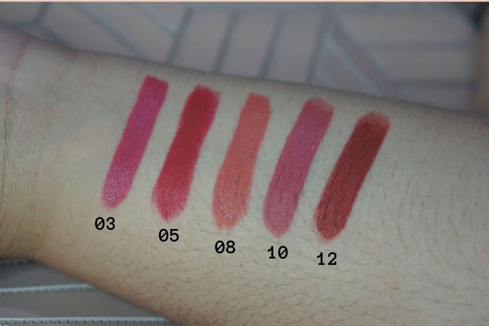 Make Over Color Hypnose Creamy Lipmatte, Klasik Tapi Nggak Basic