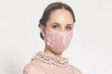 PopbelaOOTD Masker Elegan ke Pesta dari Brand Lokal