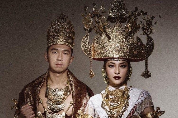 Usung Adat Lampung dan Minang, 8 Fakta Foto Pre-Wedding Nikita Willy