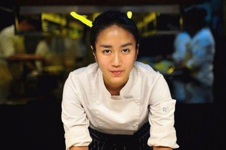 Bikin Pria Bertekuk Lutut, Ini 5 Fakta Kisah Asmara Chef Renatta
