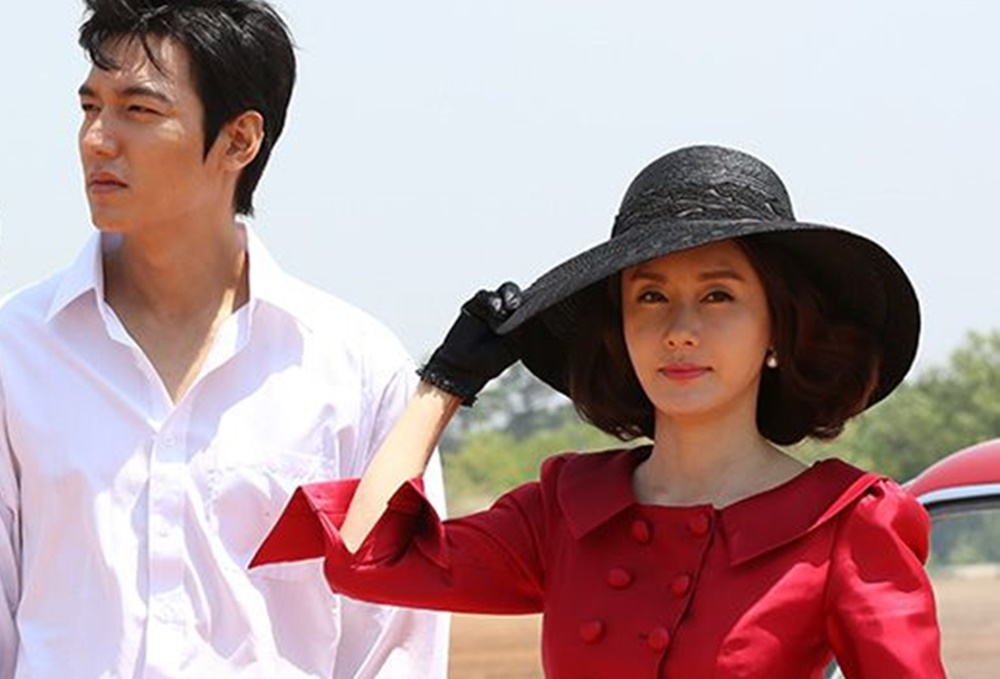 Totalitas! Ini Adegan 'Panas' Terbaik Lee Min Ho Bareng 6 Aktris Korea