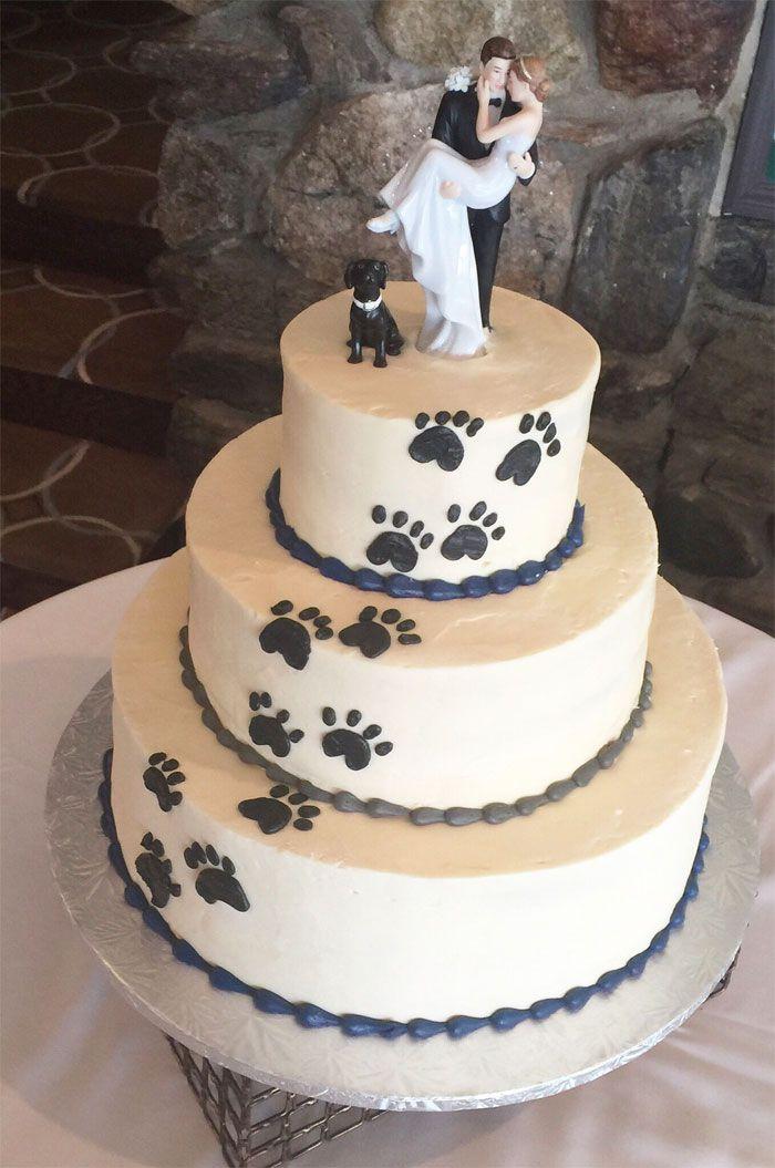 Super Cute, 12 Kue Pernikahan yang Beda Ini Bikin Kamu Gemas!