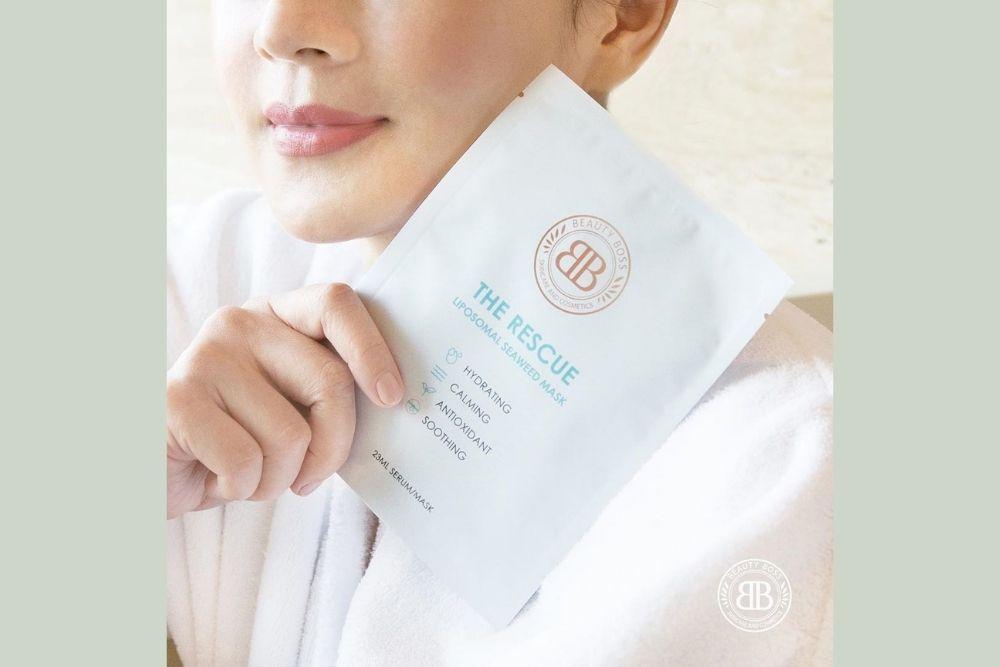 7 Rekomendasi Sheet Mask untuk Kulit Berjerawat