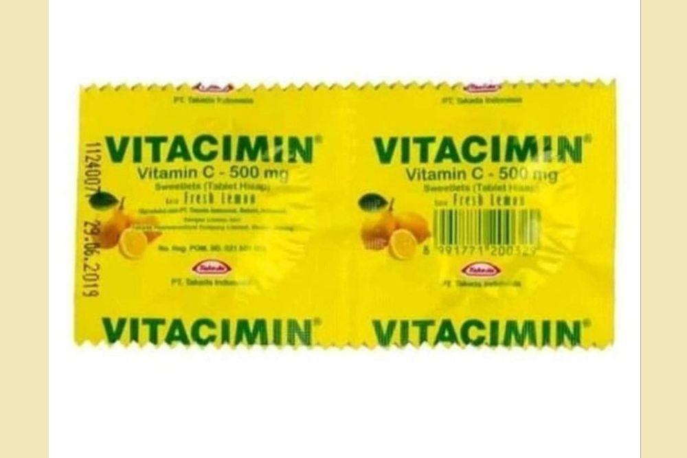 Biar Tetap Fit, Ini Merek Vitamin C yang Bagus Untuk Daya Tahan Tubuh