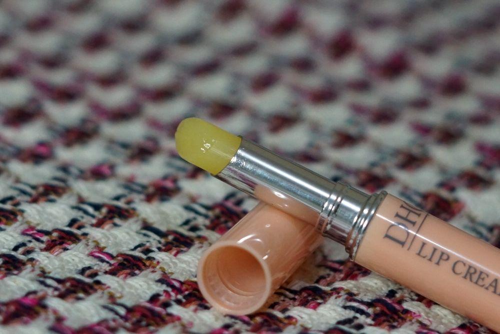 Review DHC Lip Cream, Bibir Lembap Nyaman Seharian