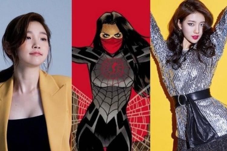 Rumor Memerani Karakter Marvel, Ini Jejak Karier Suzy dan Park So Dam