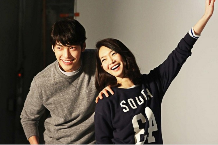 Makin Mesra, 5 Rahasia Pacaran Langgeng Shin Min Ah dan Kim Woo Bin