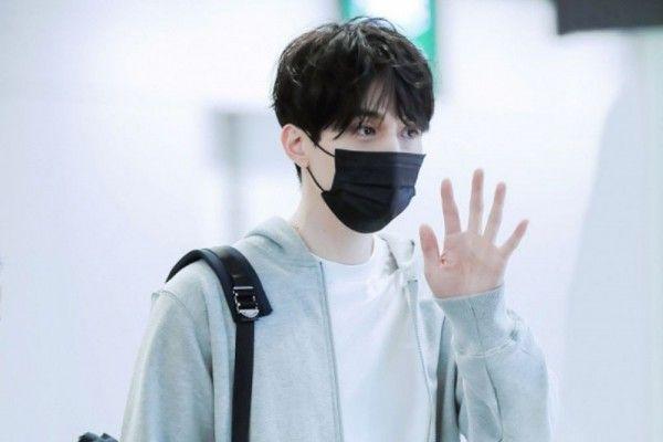Pesona 9 Aktor Korea Ketika Gunakan Masker, Tetap Tampan Maksimal!