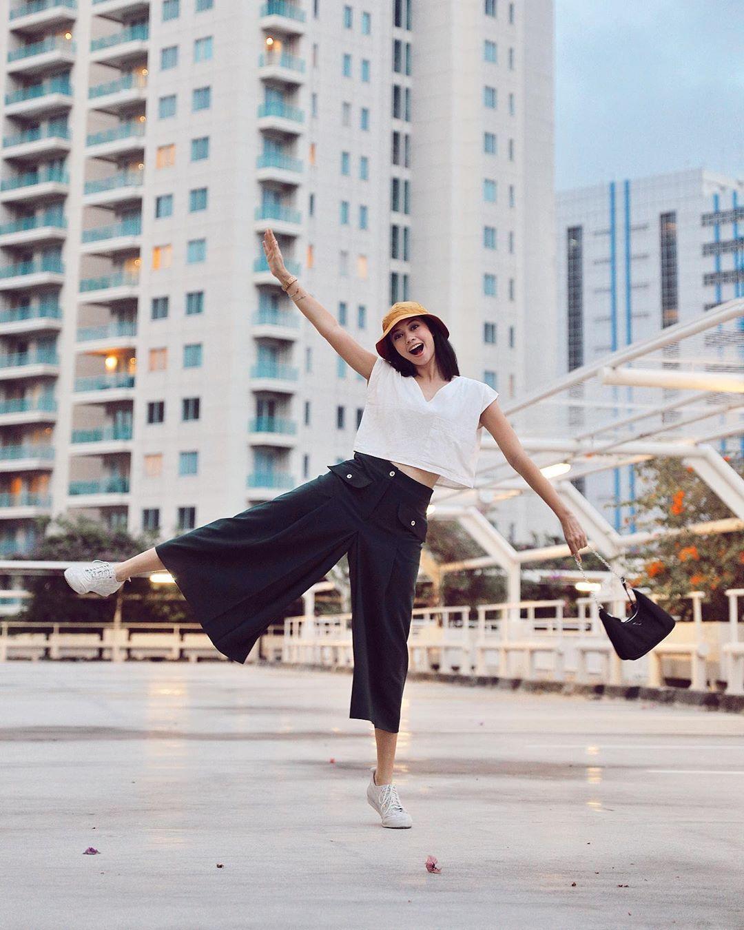 5 Ide OOTD Yuki Kato yang Bisa Kamu Jiplak