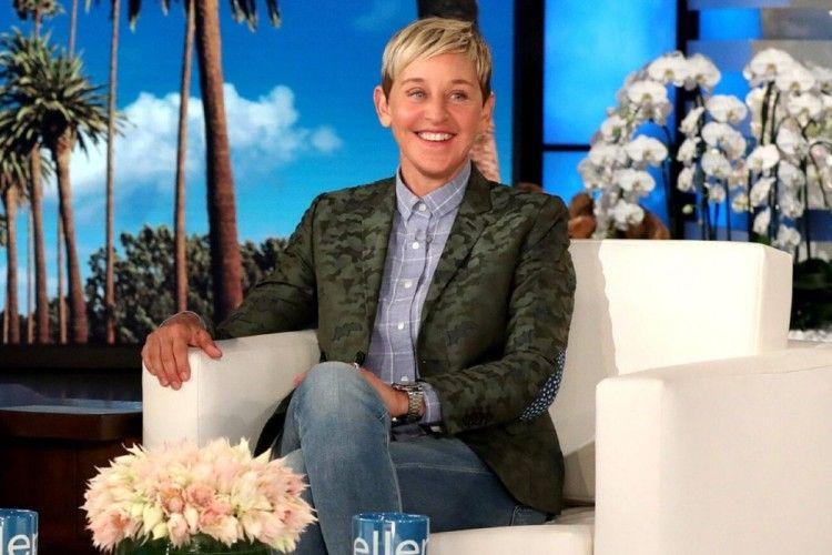 Pasca Skandal Perilaku Toxic, Rating Acara Ellen DeGeneres Anjlok