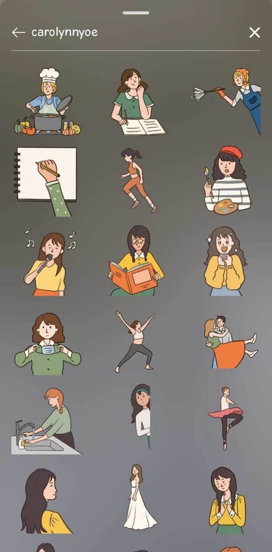17 Kata Kunci GIF Estetik Biar InstaStory-mu Makin Cantik