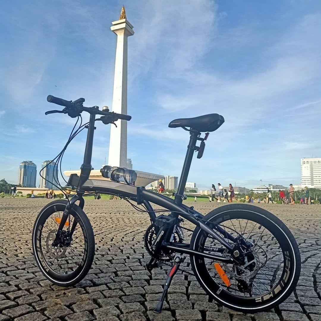 Instagrammable Banget, Ini 5 Spot Gowes di Jakarta untuk Berfoto