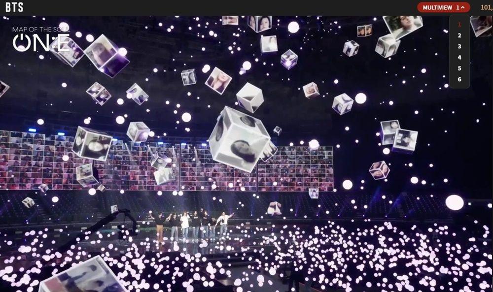 Sukses Besar, MAP of The Soul One BTS Raih Pendapatan Miliaran