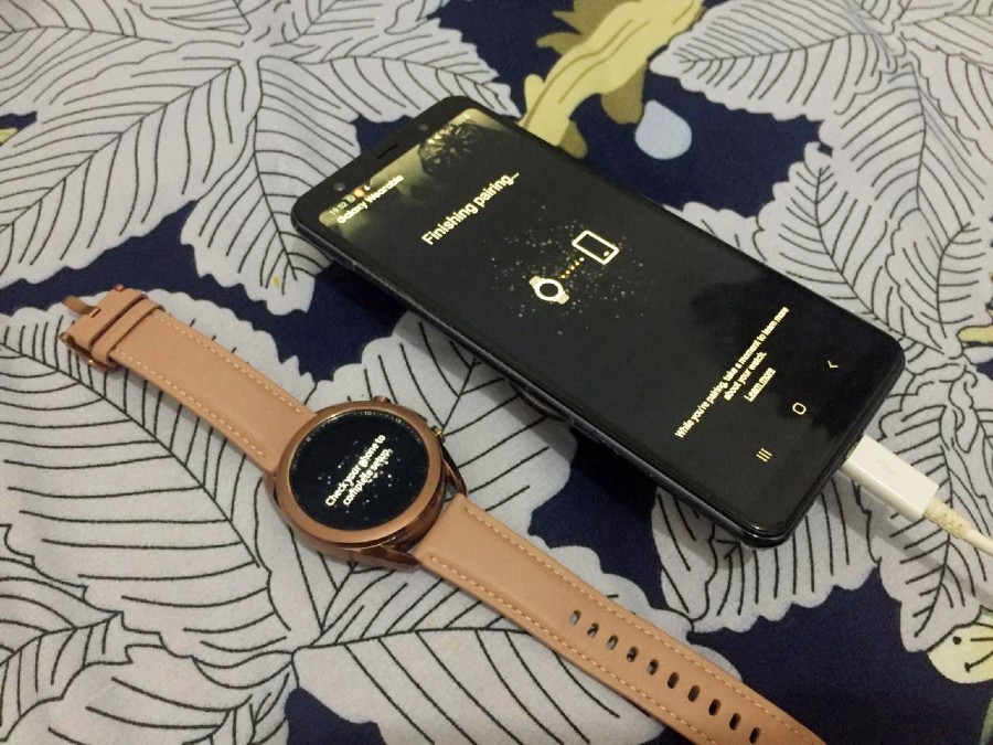 Seberapa Pintar Samsung Galaxy Watch 3? Popbela Uji Fitur Andalannya