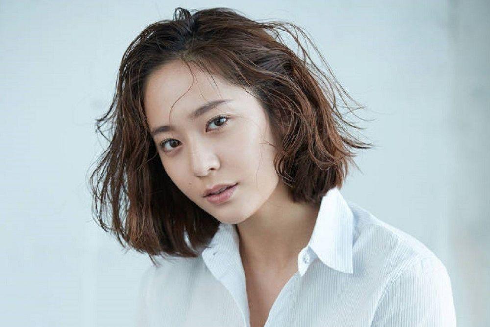 Ingin Fokus Menjadi Aktris,Intip Transformasi Krystal Jung
