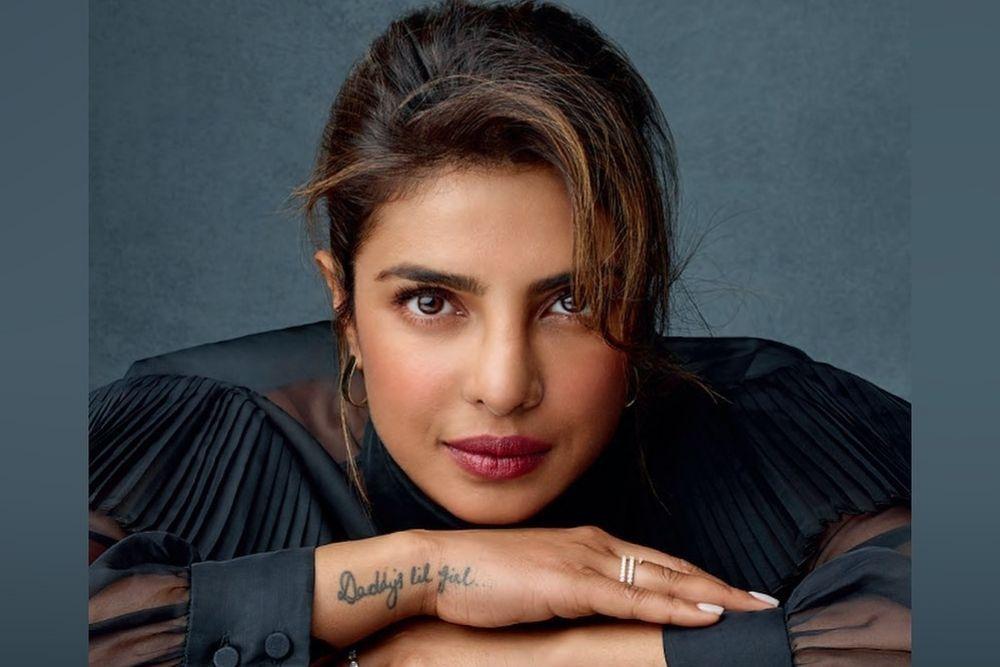 7 Aktris Bollywood Ini Punya Tato di Tubuhnya