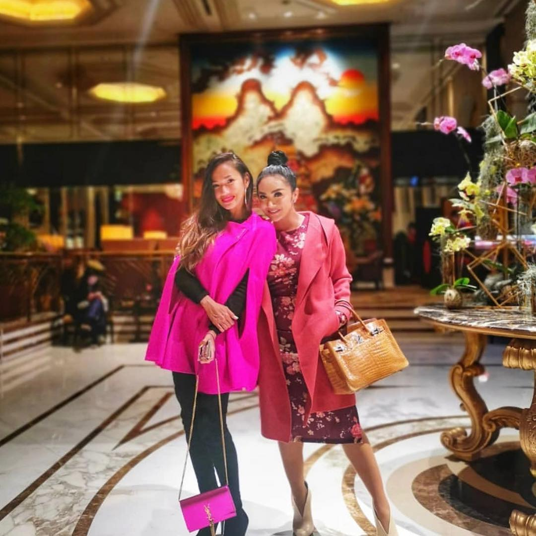 Bocoran Harga Tas Hermès Krisdayanti, Ada yang Lebih dari 1 Miliar!