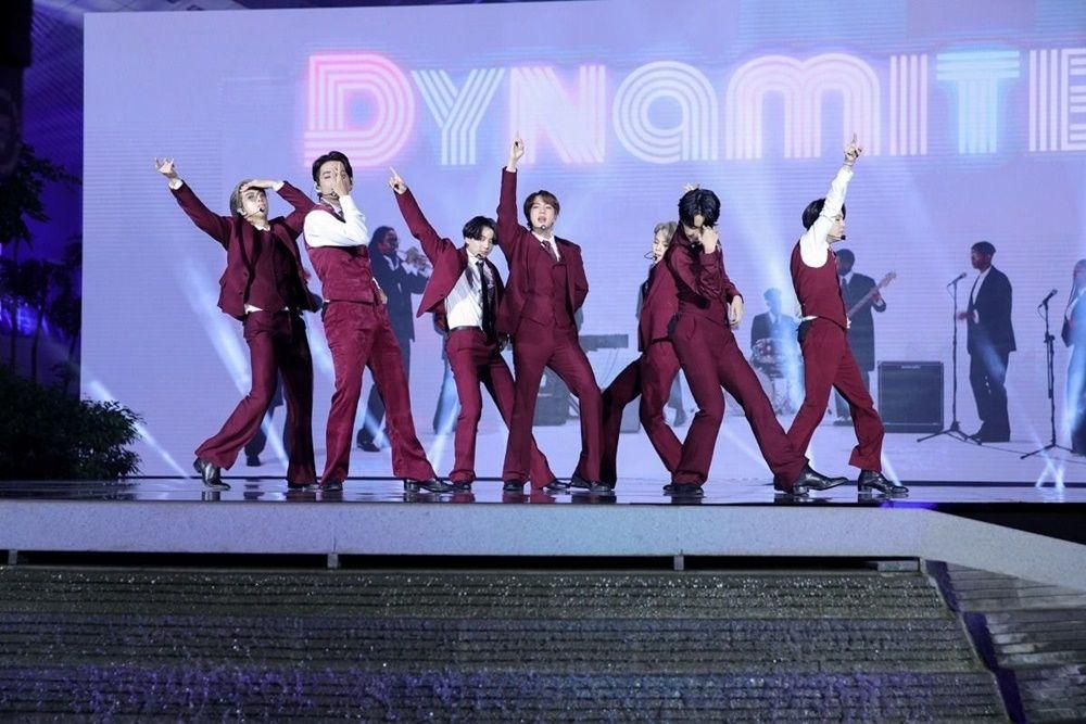 Tampil Memukau, BTS Cetak Rekor di Billboard Music Awards 2020