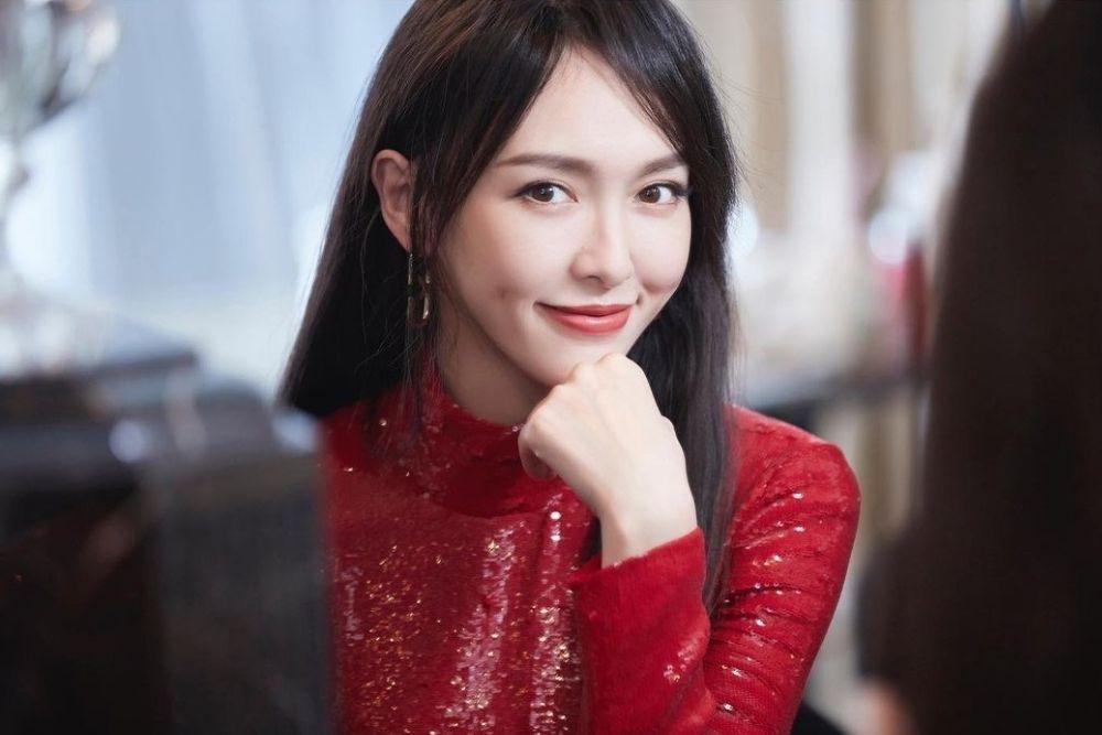 7 Pesona Aktris Tiongkok yang Tengah Bersinar